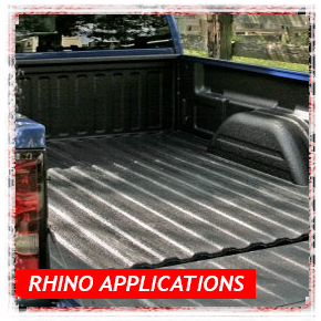 Rhino Truck Bed Liner >> Rhino Linings Of Lubbock The Exclusive Distributor For